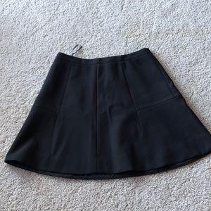 J. Crew Women's Black Skirt